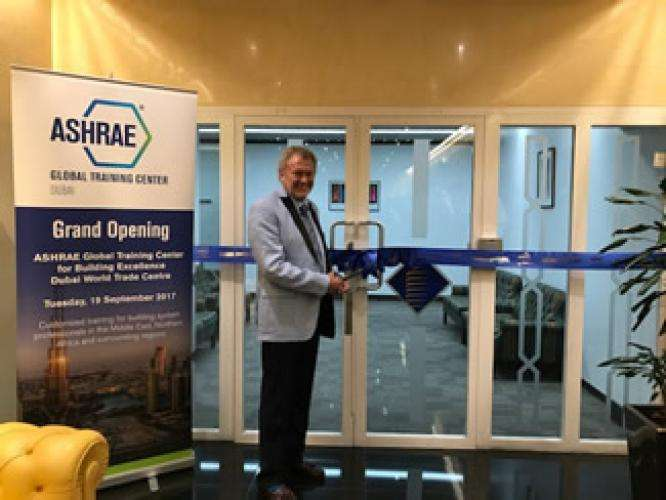 ASHRAE Launches Global Training Center In Dubai
