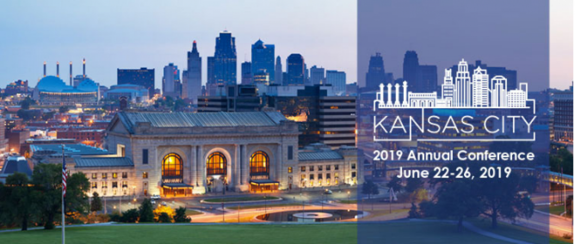 Registration Is Open for the 2019 Annual Conference in Kansas City