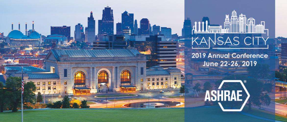 ASHRAE Announces Technical Program for Annual Conference, June 22-26